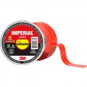 Fita Isolante Vermelha 18mm X 10m Imperial 3M