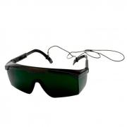 Óculos Verde Vision 3000 AR-SC HB004003131 3M