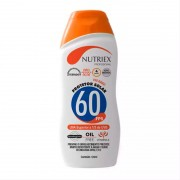 Protetor Solar FPS60 120ML NUTRIEX