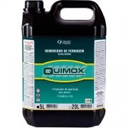 Removedor De Ferrugem  5L Quimox Quimatic Tapmatic