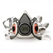 Respirador Semifacial 6200 M SERIE-6000 Médio H0002317255 3M