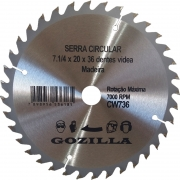 Serra Circular Widea 7.1/4