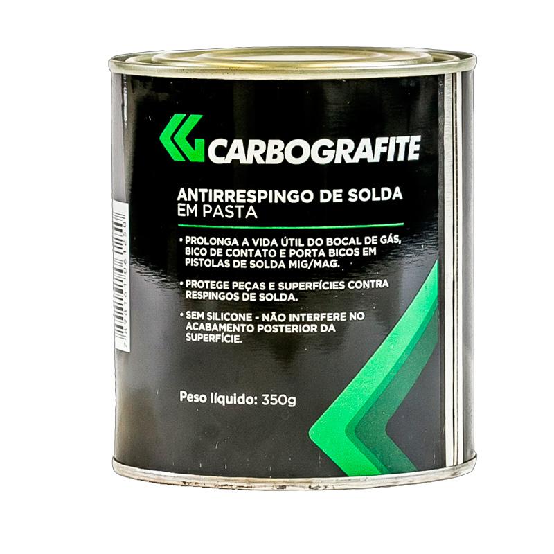 Anti Respingo Em Pasta Para Solda 350G Carbografite
