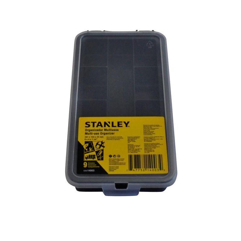 Caixa Organizadora Pequena 9 Compartimentos Stst14003 Stanley