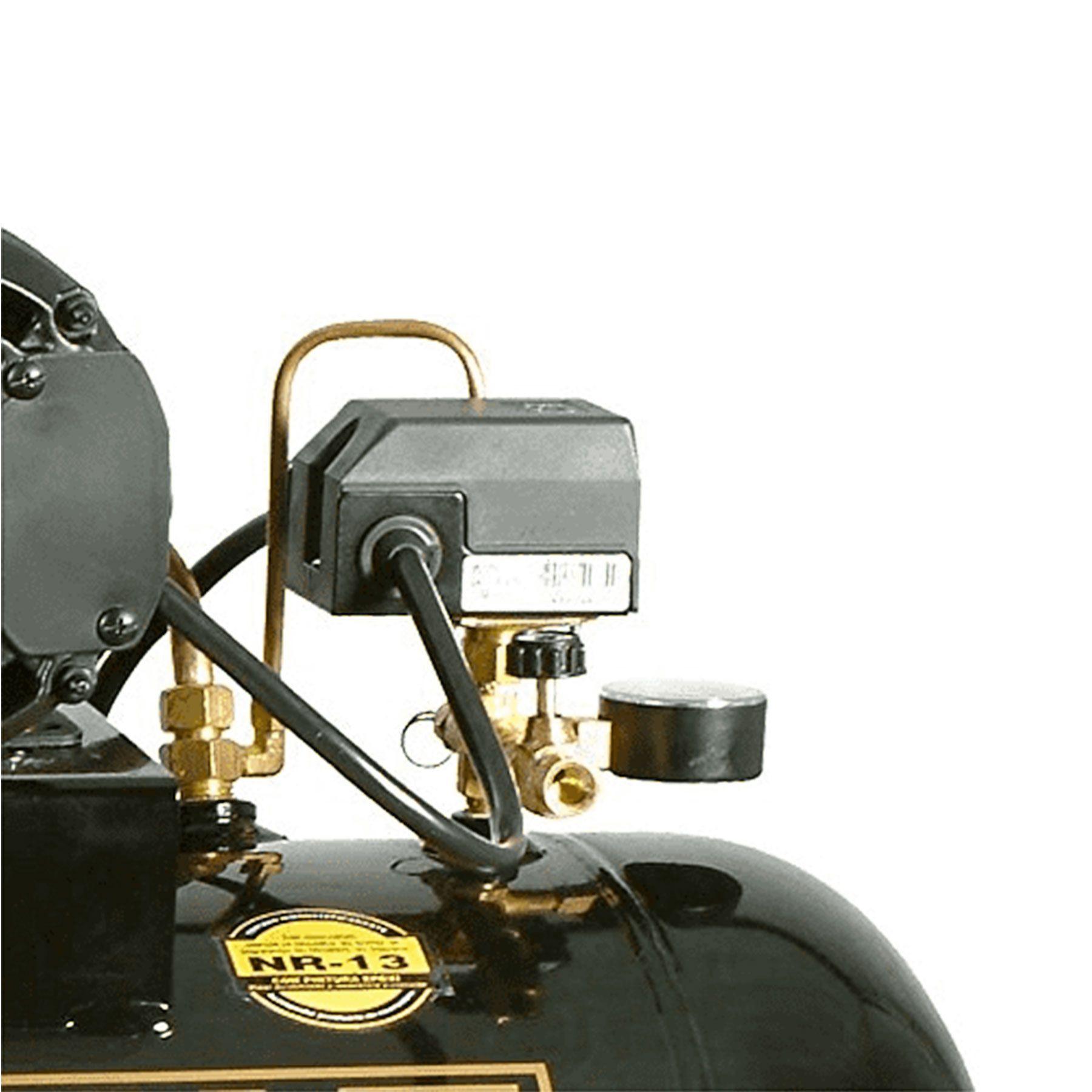 Compressor De Ar Csl15br/100lt 3,0cv 110/220v Bravo Schulz