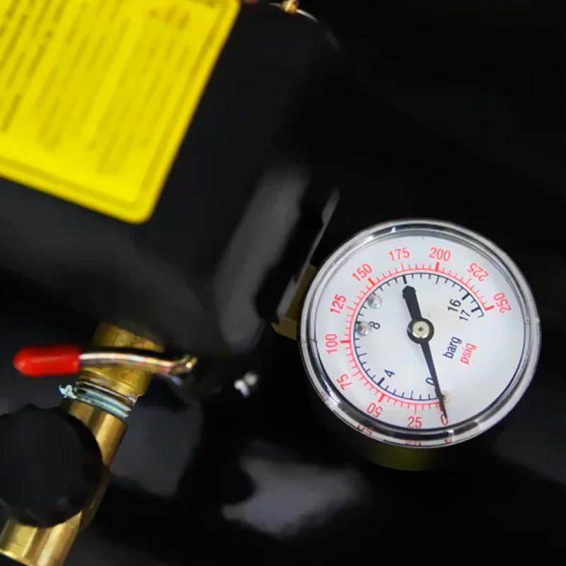 Compressor De Ar CSL15BR/200LT 3,0CV 110/220V Monofásico Bravo SCHULZ