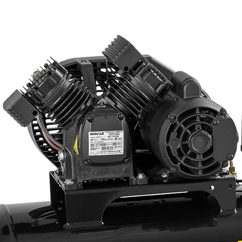 Compressor De Ar Pistão CSV 10PRO/100 Litros Monofásico 2CV/220V Schulz