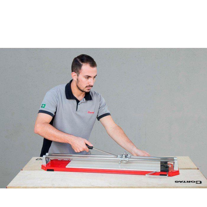 Cortadora De Piso/Azulejo Manual TEC 75 - 75CM 61149 CORTAG