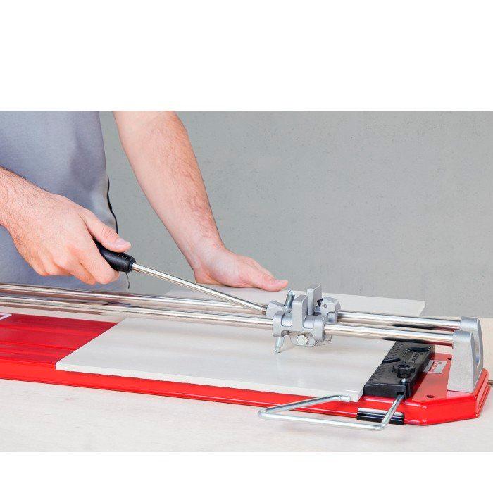 Cortadora De Piso/Azulejos Manual TEC 100 - 100CM 61450 CORTAG