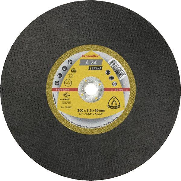 Disco De Corte 12 X 3,5mm X 1 A 24 Extra Klingspor