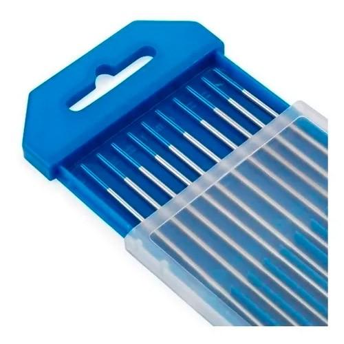 Eletrodo Tungstênio 3,2MM Ponta Azul