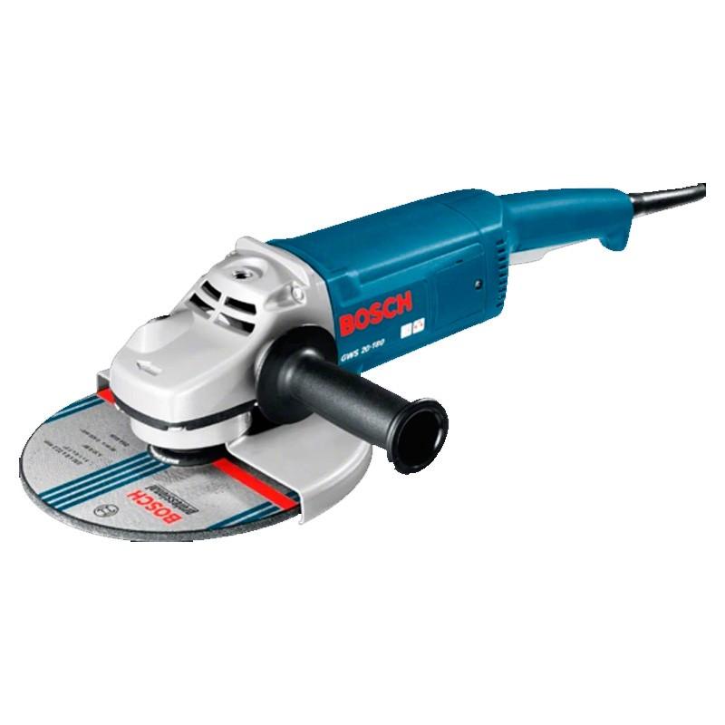 """Esmerilhadeira 7"""" GWS 20-180 220V 2000W Bosch"""