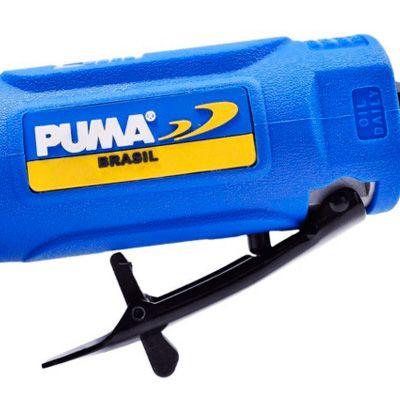 """Esmerilhadeira Pneumática Angular 5"""" 1,2HP AT-805 Puma"""