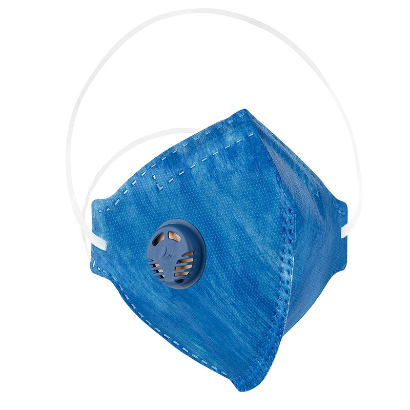 Máscara PFF2 Com Válvula - CA 38.508 Pro Agro Delta Plus Pro Safety
