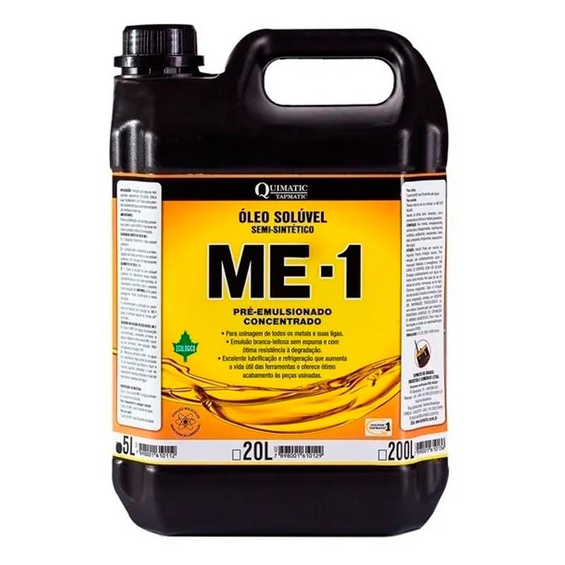 Óleo Solúvel Semi-Sintético ME-1 / 5LT QUIMATIC TAPMATIC