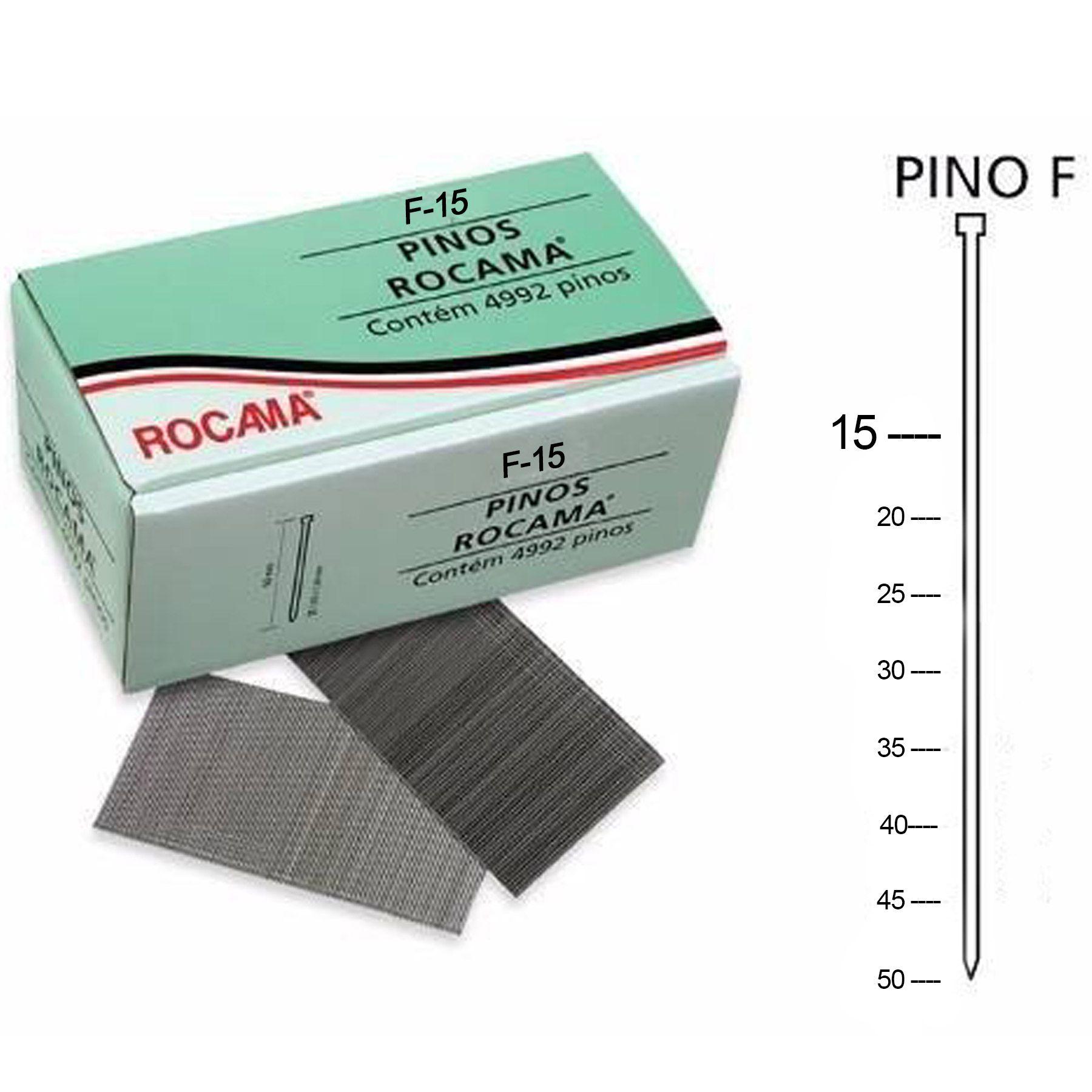 PINO F-15 P/ PINADOR PNM ROCAMA