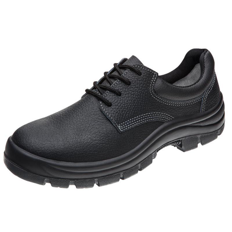Sapato Cadarço C/ Bico De Aço Nº 39 11SFS48-A Safety Marluvas