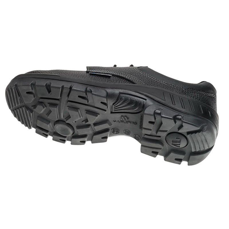 Sapato De Amarrar C/ Bico De Polipropileno Nº 41 95S29-BP Marluvas