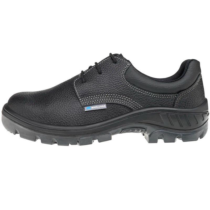 Sapato De Amarrar C/ Bico De Polipropileno Nº 42 95S29-BP Marluvas