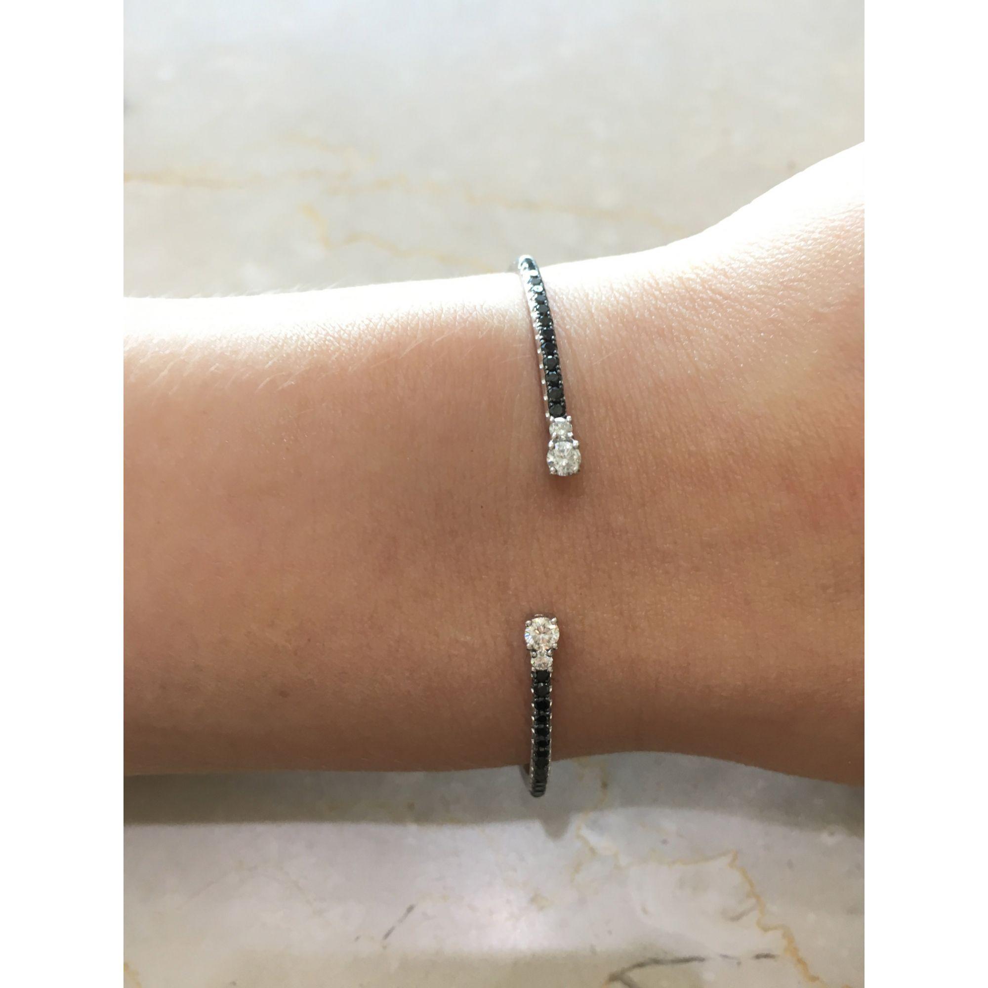 Bracelete Bicolor