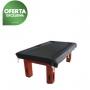 Capa curta para mesa de bilhar / sinuca 1,90x1,20m