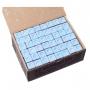 Giz Azul 7 Belo para tacos de Sinuca / Bilhar - 144 unidades