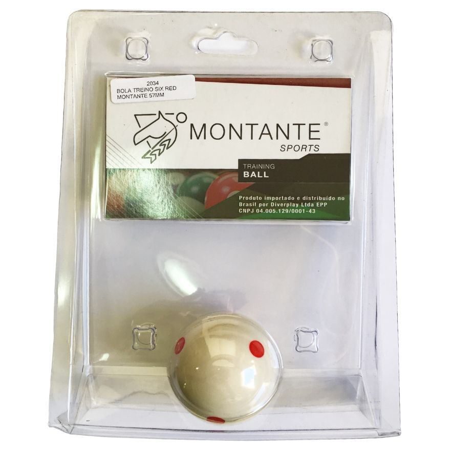 Bola De Treino Montante 52.4mm Importada