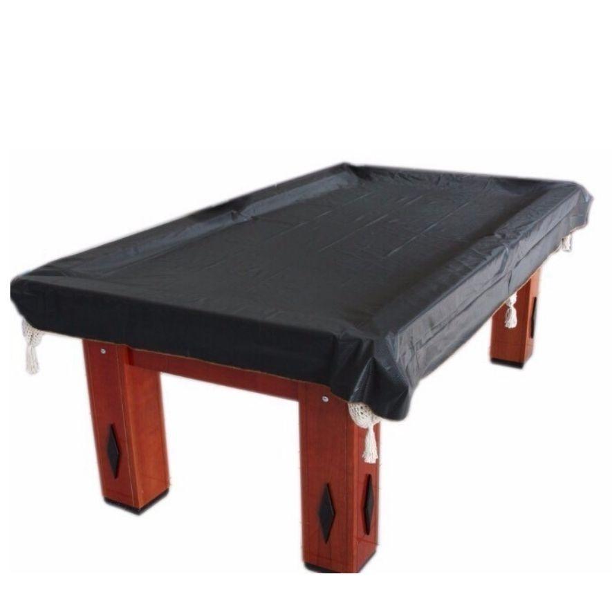 Capa curta para mesa de bilhar / sinuca 2,30x1,25m