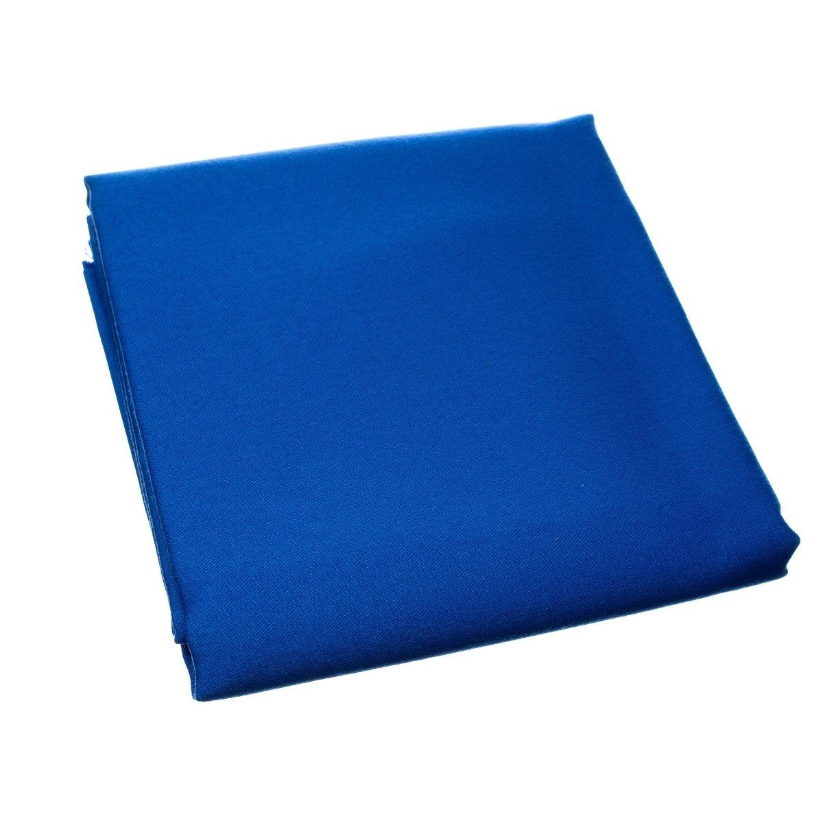 Tecido Para Mesa De Bilhar 2,25m x 2,00m - Azul Royal