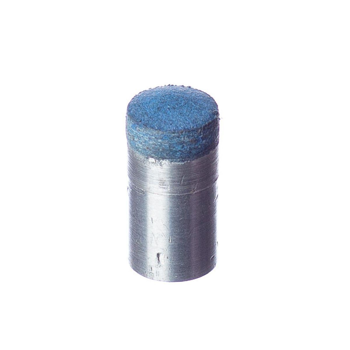 Virola De Alumínio Com Sola Acoplada Para Tacos De Bilhar - 11mm