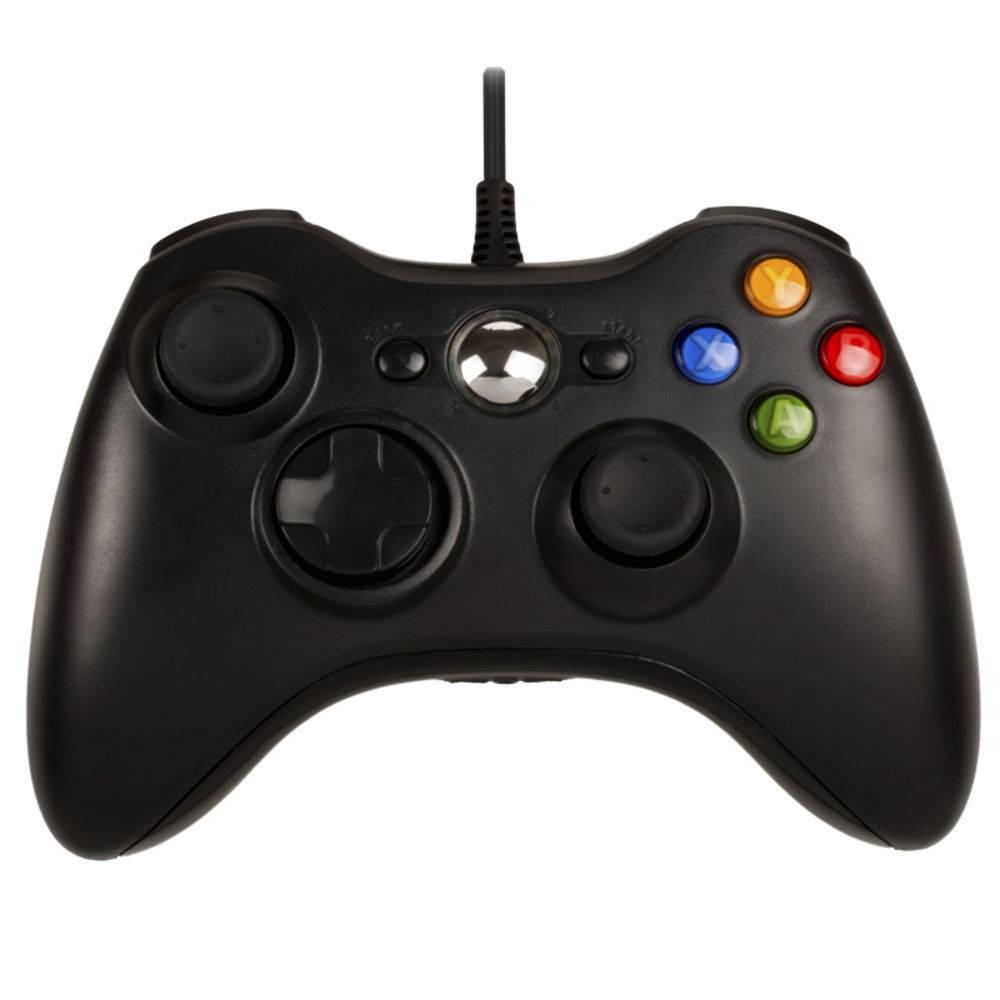 Controle para Xbox 360 Importado c/ fio