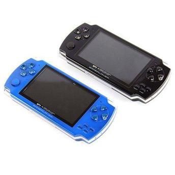 Video Game Portátil GBA-GBC Game Player 3D - AZUL 10000 Mil jogos
