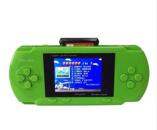Video Game Psp PVP Game Boy Portátil Digital Verde