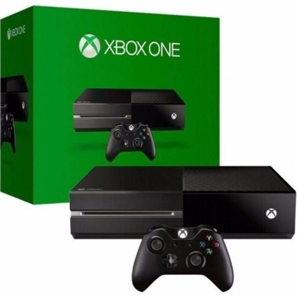 Xbox One 500 GB + 1 Jogo