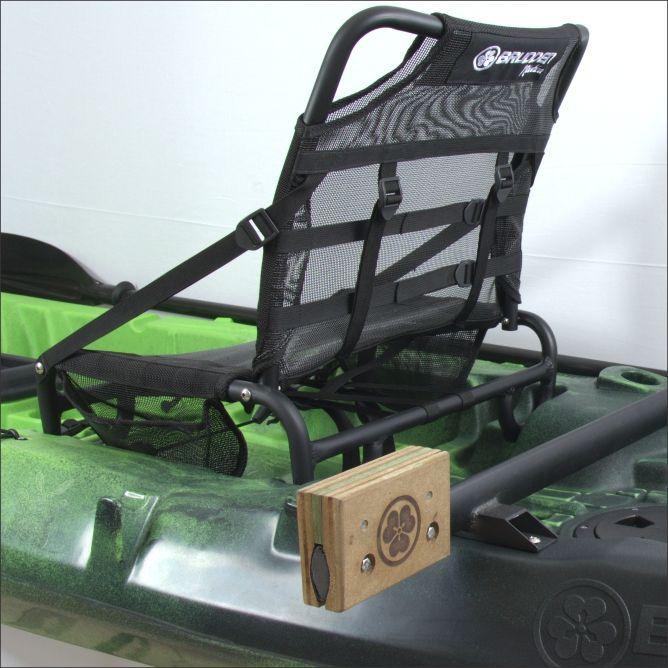 Kit Suporte para Motor Elétrico Samurai Fishing
