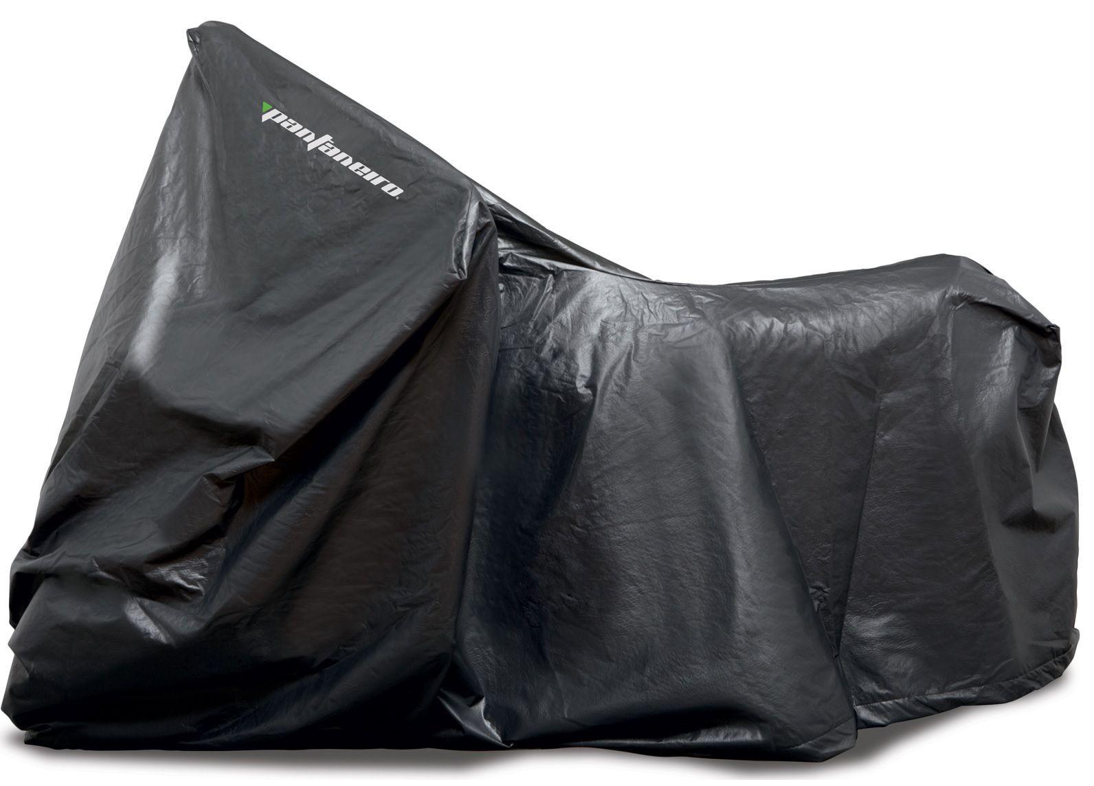 Capa para Cobrir Moto - Tam. GG - c/ Feltro - PVC - Pantaneiro