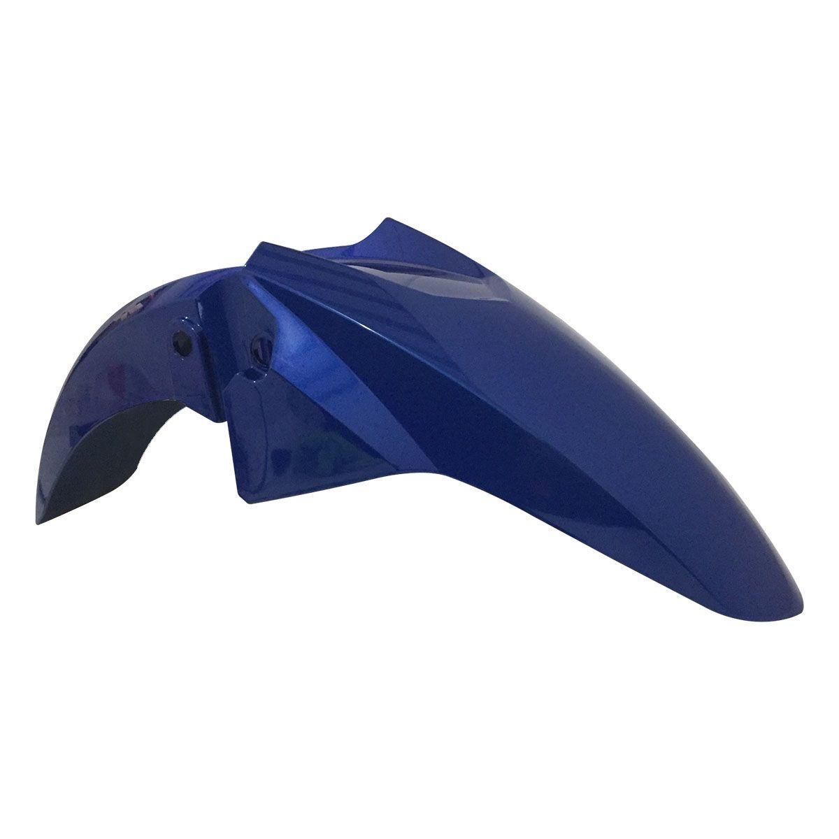 Para-lama Dianteiro Honda CG 150 Fan Esdi 2014 - Azul - Sportive