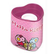 Apontador Hello Kitty Rosa de Bolinhas