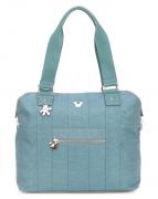 Bolsa Feminina Luxcel Mickey Azul