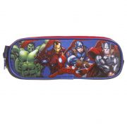Estojo DMW Vingadores Avengers Triplo 11602