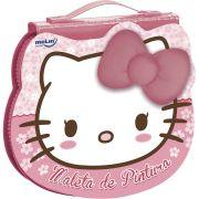 Maleta de Pintura Hello Kitty 70 Itens