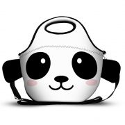 Mini Lancheira Panda