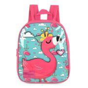 Mini Mochila Infantil Up4you Flamingo IS33812UP