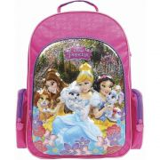 Mochila de Costas 3D Princesas Disney 30384