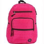 Mochila de Costas Capricho Puff Pink 48943