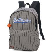 Mochila de Costas Up4You Los Angeles MS45592UP Cinza