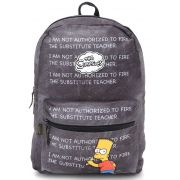 Mochila Escolar The Simpsons Chalckboard