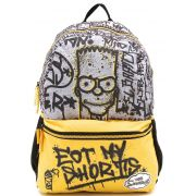 Mochila Escolar The Simpsons Eat My Shorts