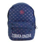 Mochila Feminina Cobra D'água CDM186229 JEANS