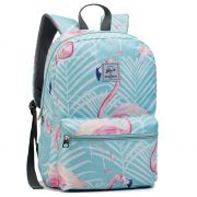 Mochila Feminina Seanite Flamingo MJ14047